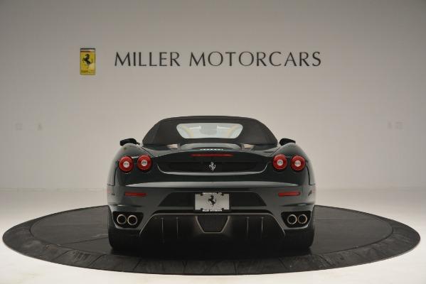Used 2005 Ferrari F430 Spider for sale Sold at Bugatti of Greenwich in Greenwich CT 06830 18