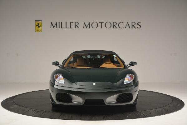 Used 2005 Ferrari F430 Spider for sale Sold at Bugatti of Greenwich in Greenwich CT 06830 24