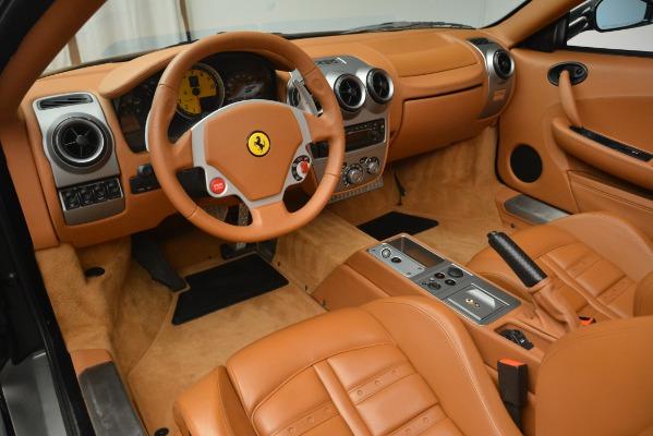 Used 2005 Ferrari F430 Spider for sale Sold at Bugatti of Greenwich in Greenwich CT 06830 25