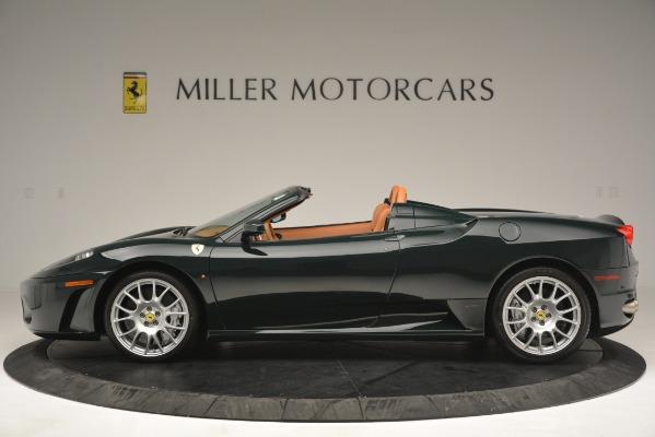 Used 2005 Ferrari F430 Spider for sale Sold at Bugatti of Greenwich in Greenwich CT 06830 3