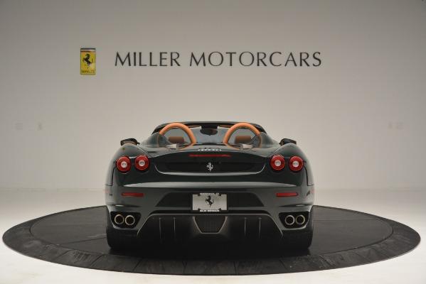 Used 2005 Ferrari F430 Spider for sale Sold at Bugatti of Greenwich in Greenwich CT 06830 6