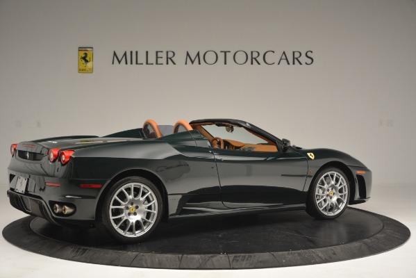 Used 2005 Ferrari F430 Spider for sale Sold at Bugatti of Greenwich in Greenwich CT 06830 8