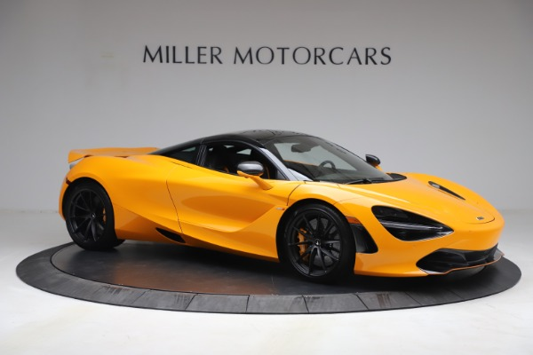 Used 2019 McLaren 720S Performance for sale $309,990 at Bugatti of Greenwich in Greenwich CT 06830 10