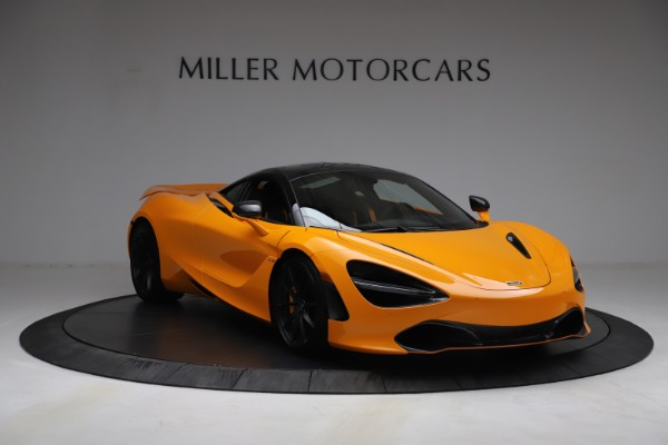New 2019 McLaren 720S Performance for sale Sold at Bugatti of Greenwich in Greenwich CT 06830 11