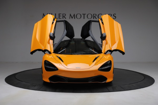 Used 2019 McLaren 720S Performance for sale $309,990 at Bugatti of Greenwich in Greenwich CT 06830 13