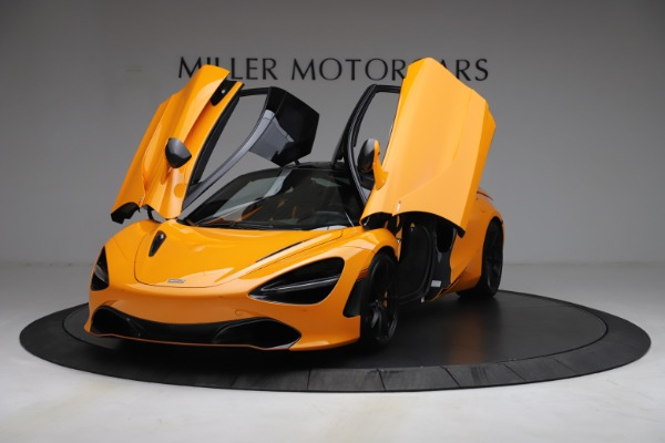 New 2019 McLaren 720S Performance for sale Sold at Bugatti of Greenwich in Greenwich CT 06830 14