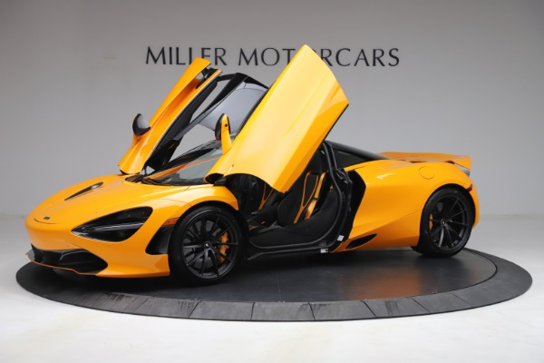 New 2019 McLaren 720S Performance for sale Sold at Bugatti of Greenwich in Greenwich CT 06830 15