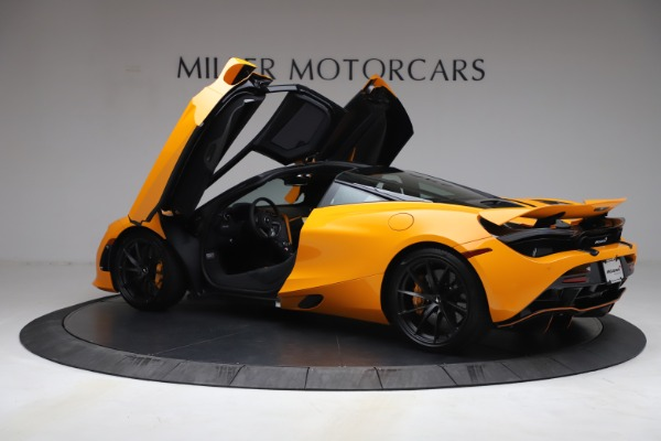New 2019 McLaren 720S Performance for sale Sold at Bugatti of Greenwich in Greenwich CT 06830 17