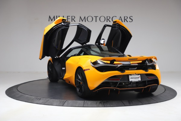 New 2019 McLaren 720S Performance for sale Sold at Bugatti of Greenwich in Greenwich CT 06830 18