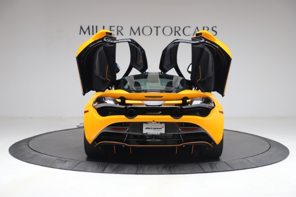 New 2019 McLaren 720S Performance for sale Sold at Bugatti of Greenwich in Greenwich CT 06830 19