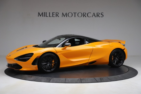 New 2019 McLaren 720S Performance for sale Sold at Bugatti of Greenwich in Greenwich CT 06830 2