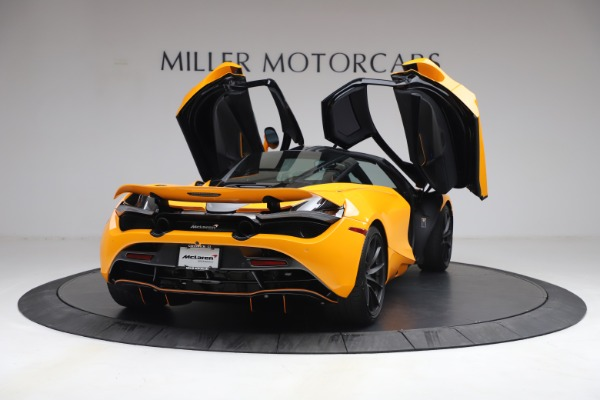 New 2019 McLaren 720S Performance for sale Sold at Bugatti of Greenwich in Greenwich CT 06830 20