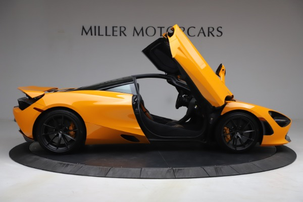 New 2019 McLaren 720S Performance for sale Sold at Bugatti of Greenwich in Greenwich CT 06830 22