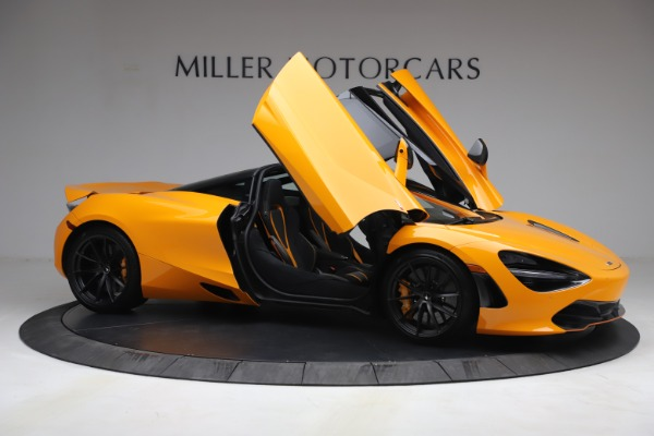 New 2019 McLaren 720S Performance for sale Sold at Bugatti of Greenwich in Greenwich CT 06830 23