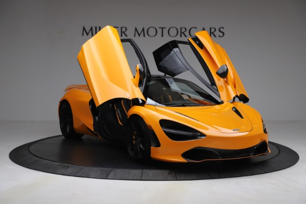 New 2019 McLaren 720S Performance for sale Sold at Bugatti of Greenwich in Greenwich CT 06830 24