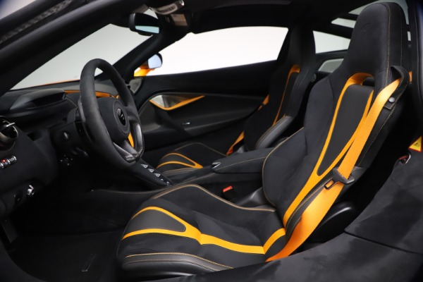 New 2019 McLaren 720S Performance for sale Sold at Bugatti of Greenwich in Greenwich CT 06830 26