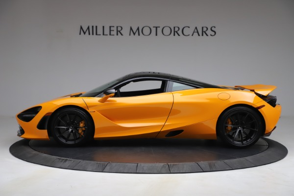 New 2019 McLaren 720S Performance for sale Sold at Bugatti of Greenwich in Greenwich CT 06830 3