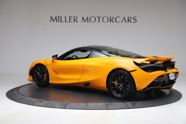 New 2019 McLaren 720S Performance for sale Sold at Bugatti of Greenwich in Greenwich CT 06830 4