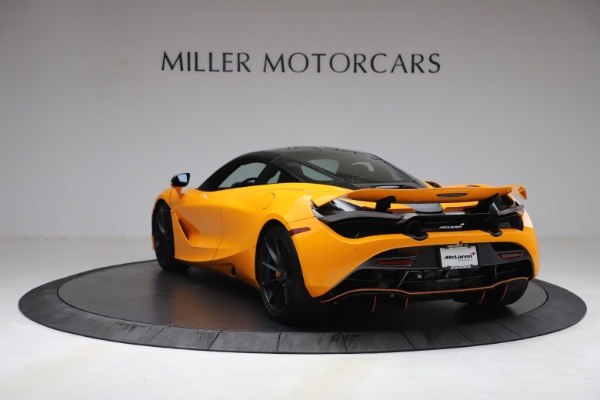 New 2019 McLaren 720S Performance for sale Sold at Bugatti of Greenwich in Greenwich CT 06830 5
