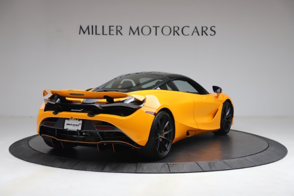 Used 2019 McLaren 720S Performance for sale $309,990 at Bugatti of Greenwich in Greenwich CT 06830 7