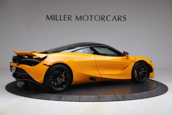 New 2019 McLaren 720S Performance for sale Sold at Bugatti of Greenwich in Greenwich CT 06830 8