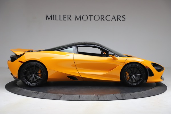 New 2019 McLaren 720S Performance for sale Sold at Bugatti of Greenwich in Greenwich CT 06830 9