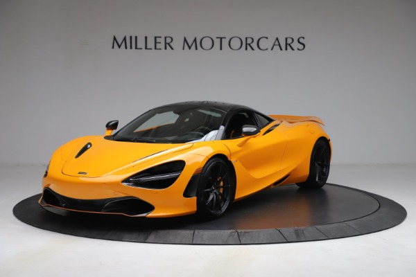New 2019 McLaren 720S Performance for sale Sold at Bugatti of Greenwich in Greenwich CT 06830 1