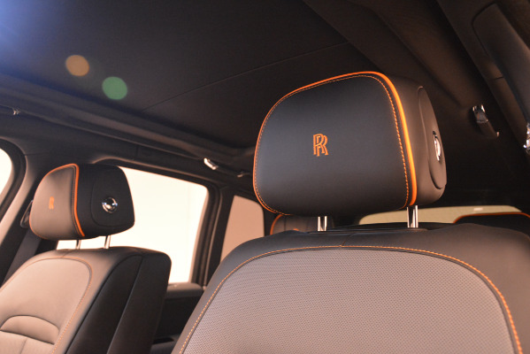 New 2019 Rolls-Royce Cullinan for sale Sold at Bugatti of Greenwich in Greenwich CT 06830 23