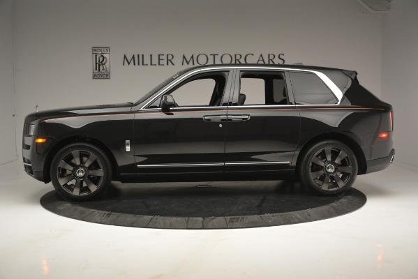 New 2019 Rolls-Royce Cullinan for sale Sold at Bugatti of Greenwich in Greenwich CT 06830 3