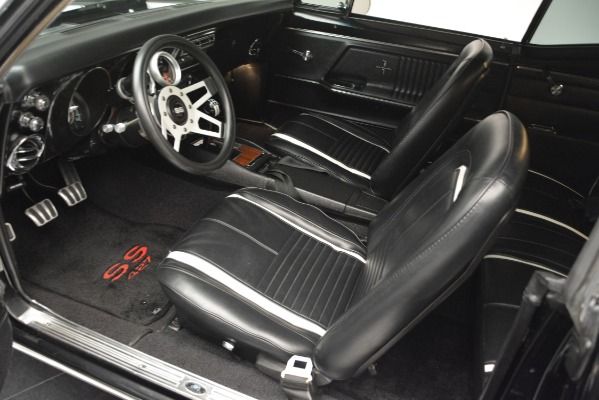 Used 1967 Chevrolet Camaro SS Tribute for sale Sold at Bugatti of Greenwich in Greenwich CT 06830 16