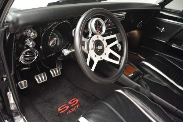Used 1967 Chevrolet Camaro SS Tribute for sale Sold at Bugatti of Greenwich in Greenwich CT 06830 18
