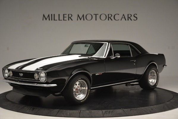 Used 1967 Chevrolet Camaro SS Tribute for sale Sold at Bugatti of Greenwich in Greenwich CT 06830 2