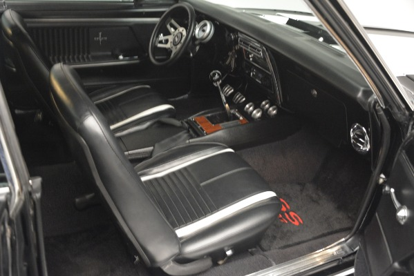 Used 1967 Chevrolet Camaro SS Tribute for sale Sold at Bugatti of Greenwich in Greenwich CT 06830 20