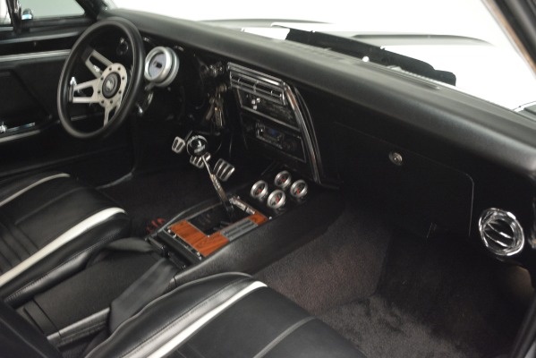 Used 1967 Chevrolet Camaro SS Tribute for sale Sold at Bugatti of Greenwich in Greenwich CT 06830 21