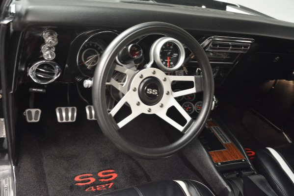 Used 1967 Chevrolet Camaro SS Tribute for sale Sold at Bugatti of Greenwich in Greenwich CT 06830 23