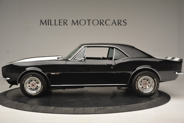 Used 1967 Chevrolet Camaro SS Tribute for sale Sold at Bugatti of Greenwich in Greenwich CT 06830 3