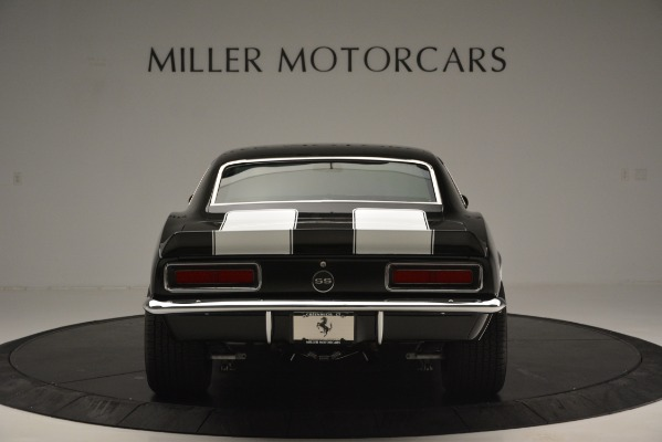 Used 1967 Chevrolet Camaro SS Tribute for sale Sold at Bugatti of Greenwich in Greenwich CT 06830 7