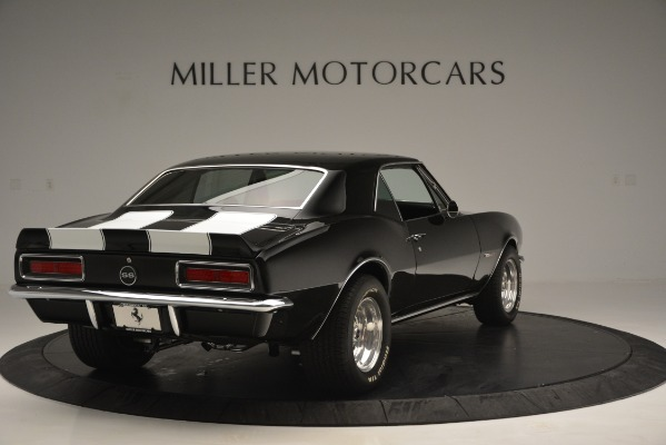 Used 1967 Chevrolet Camaro SS Tribute for sale Sold at Bugatti of Greenwich in Greenwich CT 06830 9
