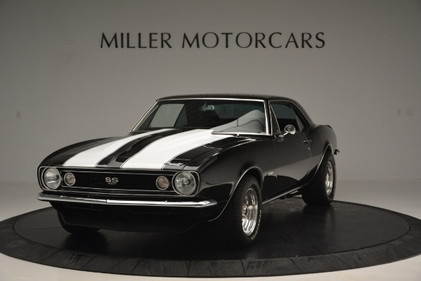 Used 1967 Chevrolet Camaro SS Tribute for sale Sold at Bugatti of Greenwich in Greenwich CT 06830 1