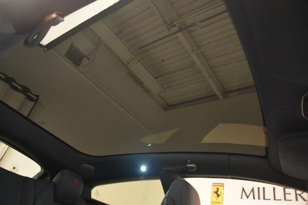 Used 2018 Ferrari GTC4Lusso for sale Sold at Bugatti of Greenwich in Greenwich CT 06830 22