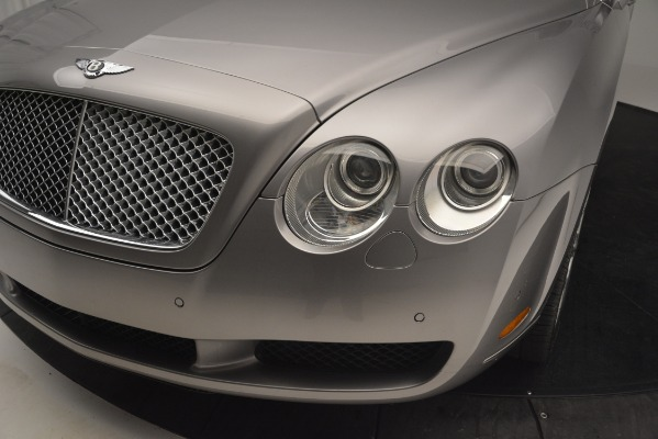 Used 2009 Bentley Continental GT GT for sale Sold at Bugatti of Greenwich in Greenwich CT 06830 21