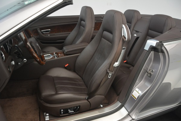 Used 2009 Bentley Continental GT GT for sale Sold at Bugatti of Greenwich in Greenwich CT 06830 25
