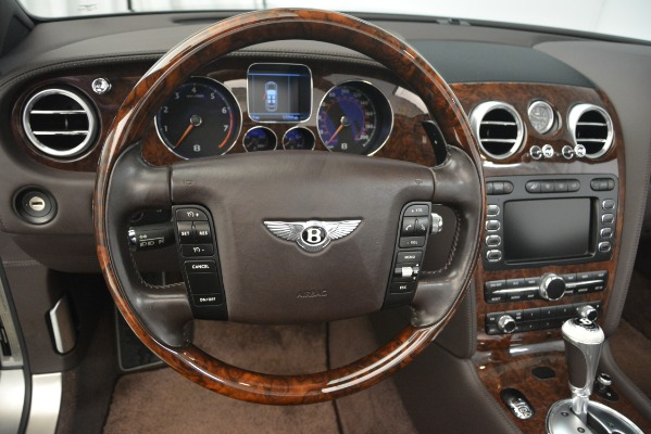 Used 2009 Bentley Continental GT GT for sale Sold at Bugatti of Greenwich in Greenwich CT 06830 26