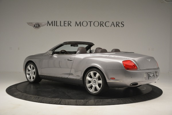Used 2009 Bentley Continental GT GT for sale Sold at Bugatti of Greenwich in Greenwich CT 06830 4