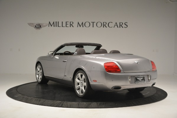 Used 2009 Bentley Continental GT GT for sale Sold at Bugatti of Greenwich in Greenwich CT 06830 5