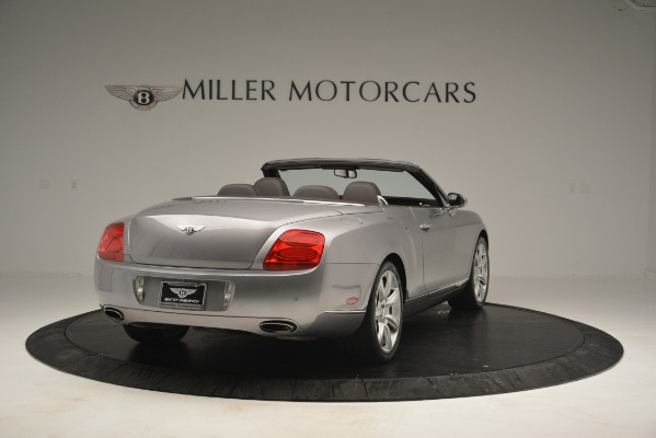 Used 2009 Bentley Continental GT GT for sale Sold at Bugatti of Greenwich in Greenwich CT 06830 7