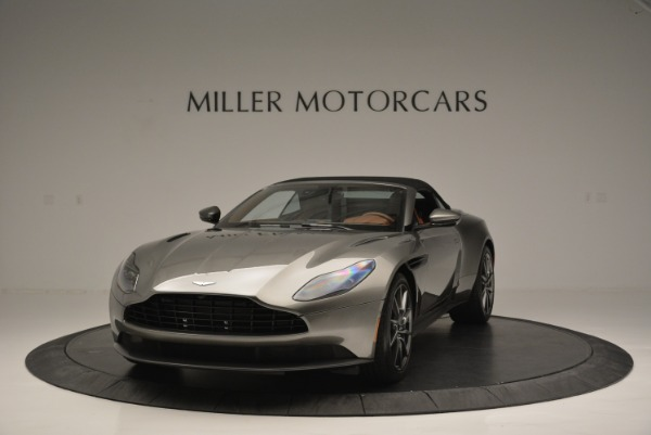 Used 2019 Aston Martin DB11 V8 Convertible for sale Sold at Bugatti of Greenwich in Greenwich CT 06830 13