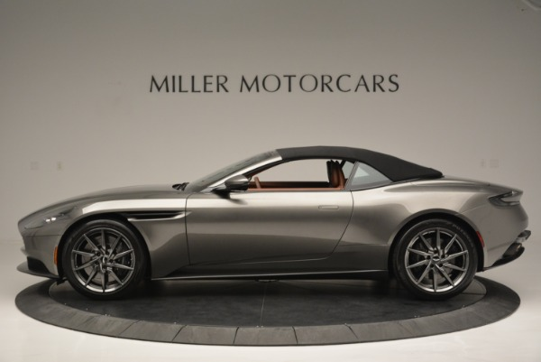 Used 2019 Aston Martin DB11 V8 Convertible for sale Sold at Bugatti of Greenwich in Greenwich CT 06830 15
