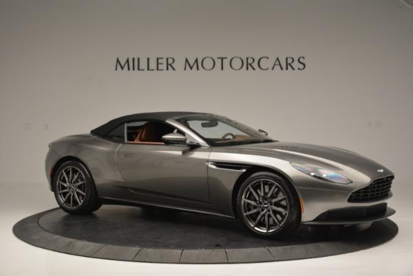 Used 2019 Aston Martin DB11 V8 Convertible for sale Sold at Bugatti of Greenwich in Greenwich CT 06830 17