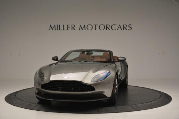 Used 2019 Aston Martin DB11 V8 Convertible for sale Sold at Bugatti of Greenwich in Greenwich CT 06830 2
